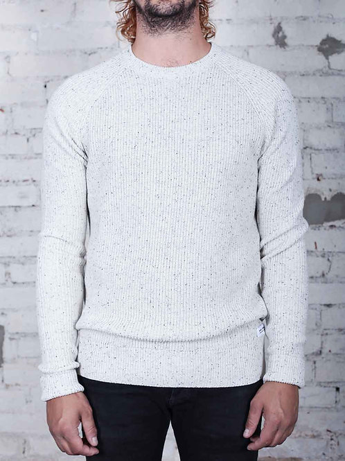 Banks White Noise Sweater - bone