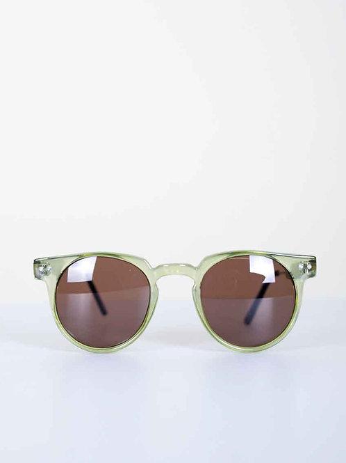 Spitfire Sunglasses - Teddy Boy -grn/brown