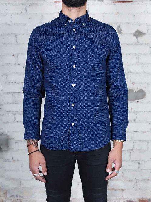 Selected Shirt - blue