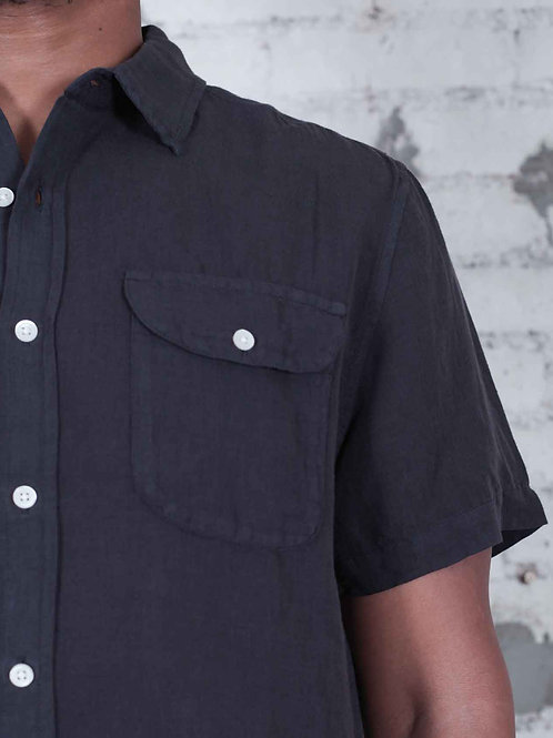 Bridge & Burn Marten Shirt - black