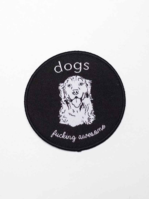 FM Patch - dogs...