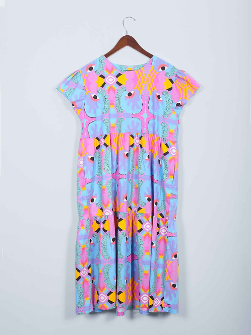 Nooworks Frida Dress - Mucci