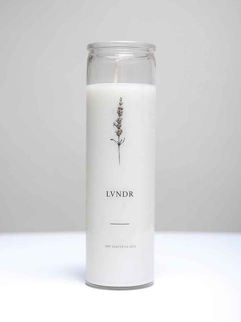 FM Cathedral candle -Lavender
