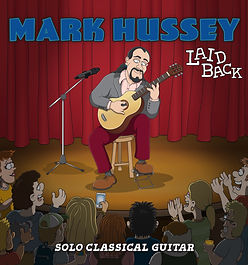 Laid Back - solo classical guitar album