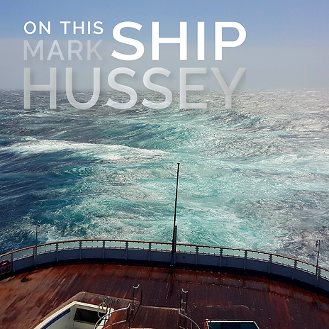 MARK HUSSEY ON THIS SHIP