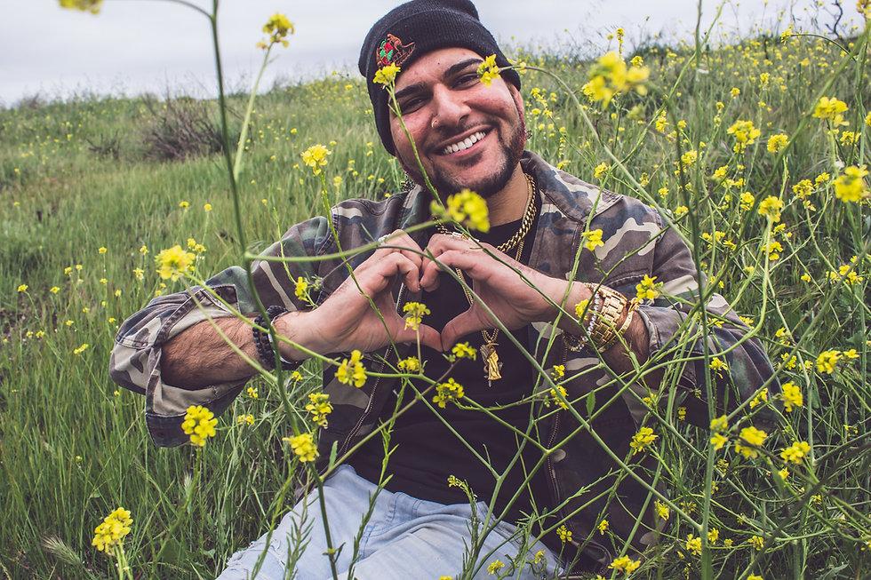 Trip W a heart Sign