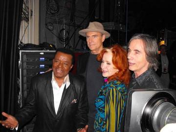 James Taylor, Bonnie Rait, Jackson Brown