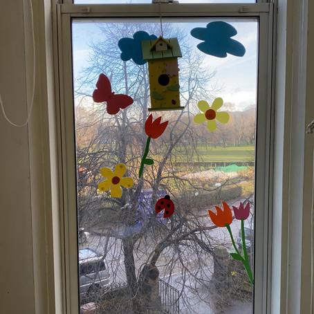 Pierwszy dzień wiosny tuż, tuż...