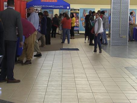 Uptown Meridian host job fair