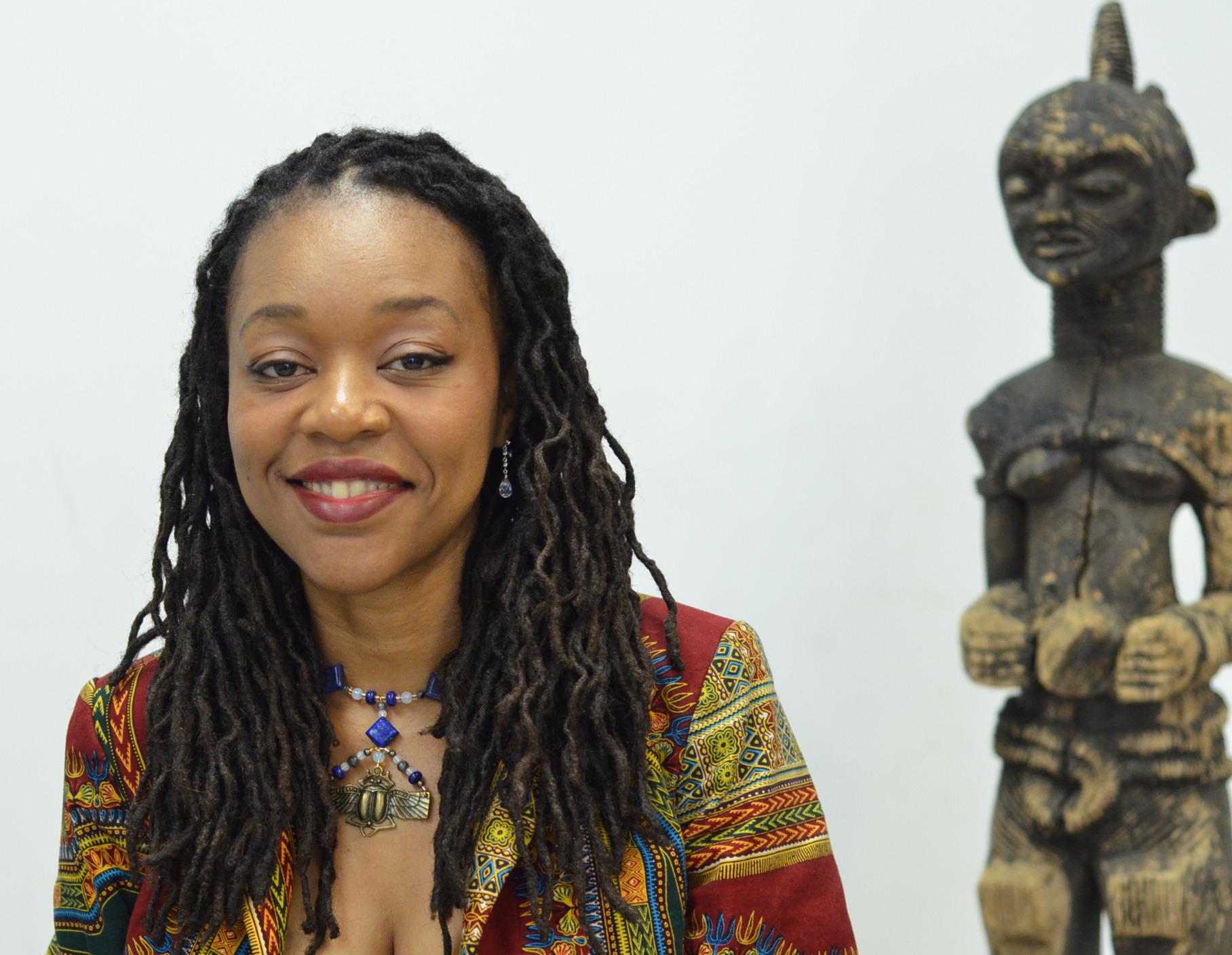 Bobette_Ngiedi_Lelo,_animatrice,_chargée_d'études_et_de_projets