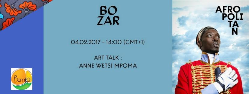 Afropolitan debat Art Talk (1)