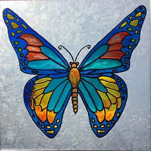 """Butterfly   12""""x12"""""""