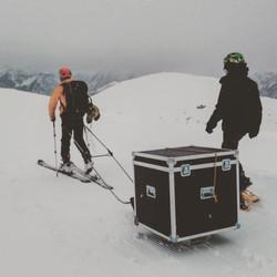 Tournage drone montagne joris favraud