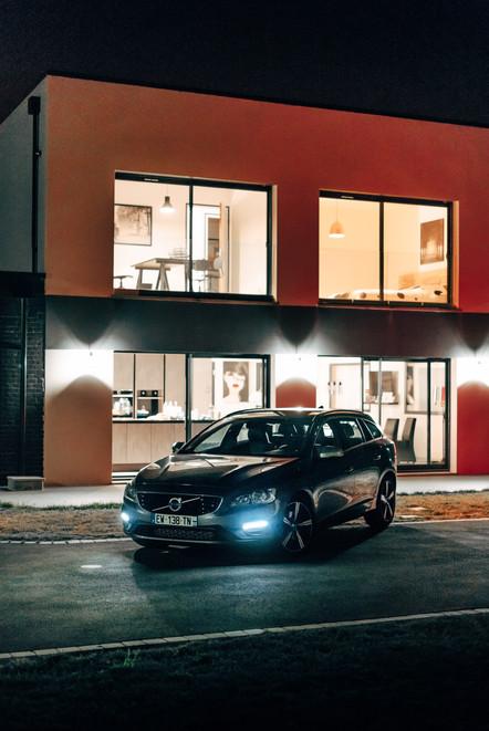 Architecture and Volvo