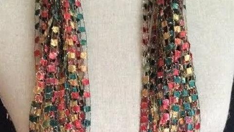 Toscana #2 Ribbon Scarf