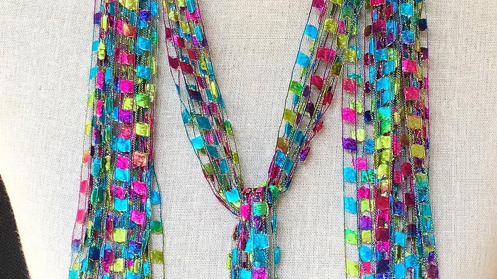 Jasmine #2 Ribbon Scarf