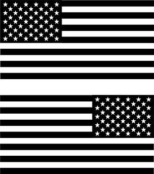 Flag Decal