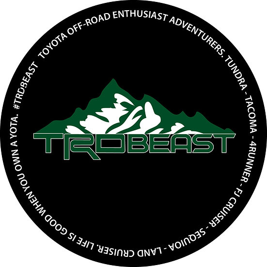 TRDBeast Stickers