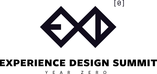 Experience Design Summit Year Zero