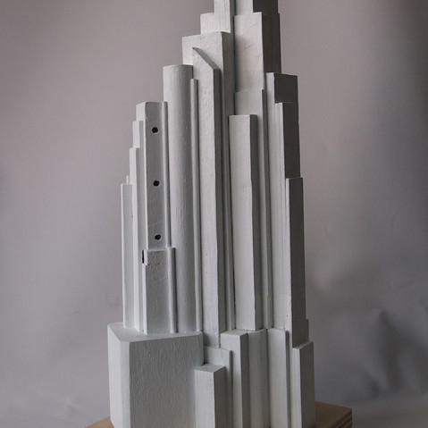 Mausoleum Sculpture No.6