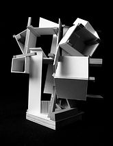 STACK SCULPTURE MODEL