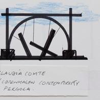 Krakas Plads / Claudia Compte / Copenhagen Contemporary / Pergola