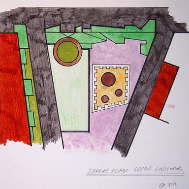 Krakas Plads Project Sketch