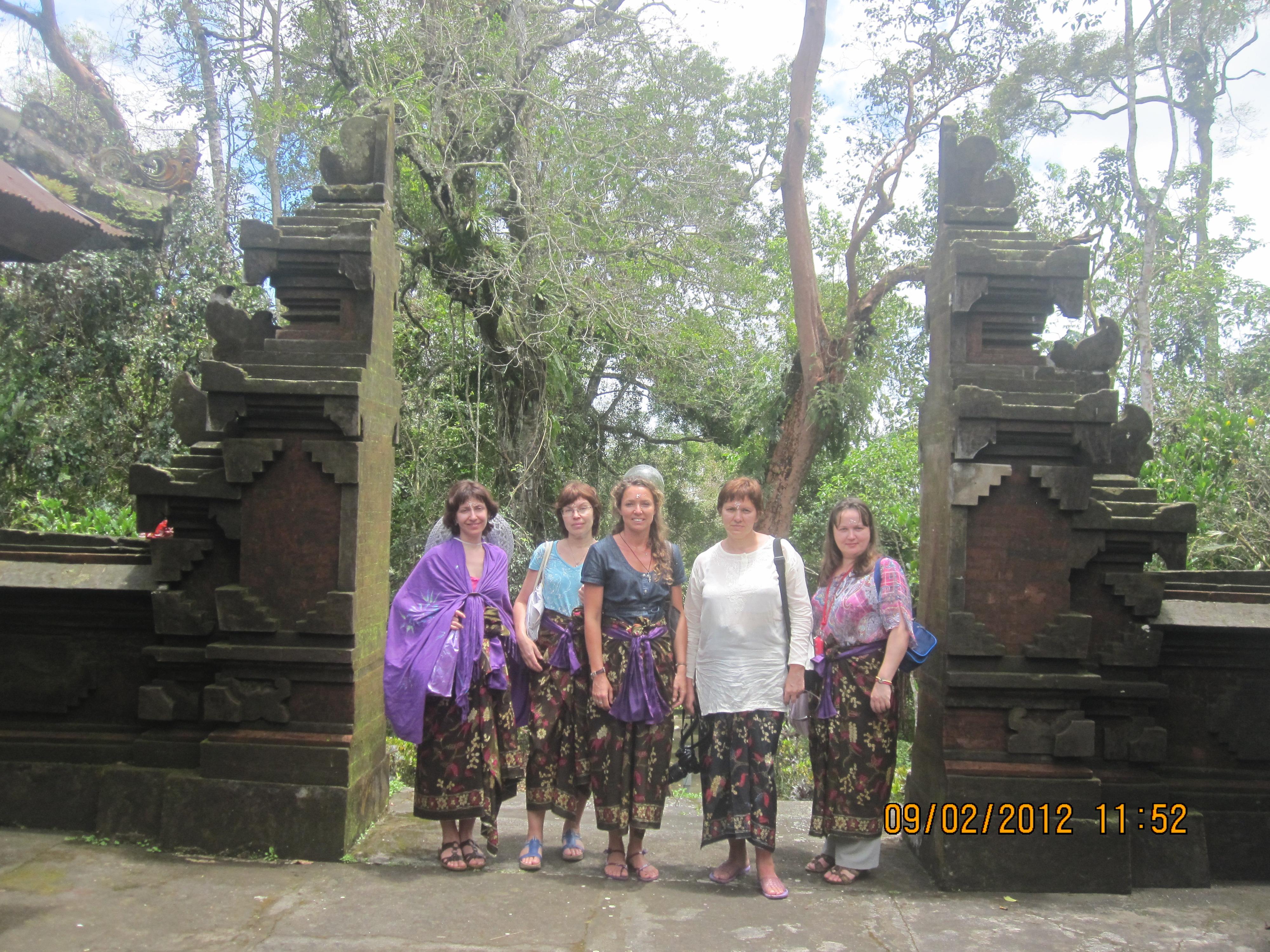 Ворота храма Воды