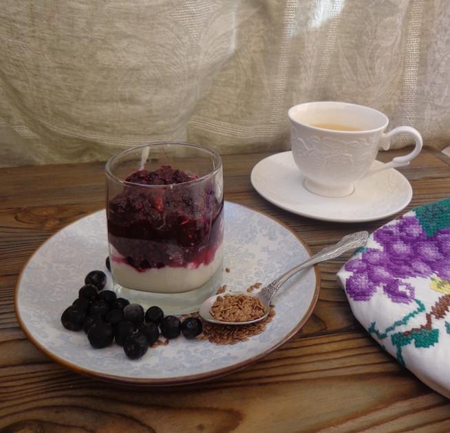 Самый полезный завтрак для щитовидной: смузи из аронии