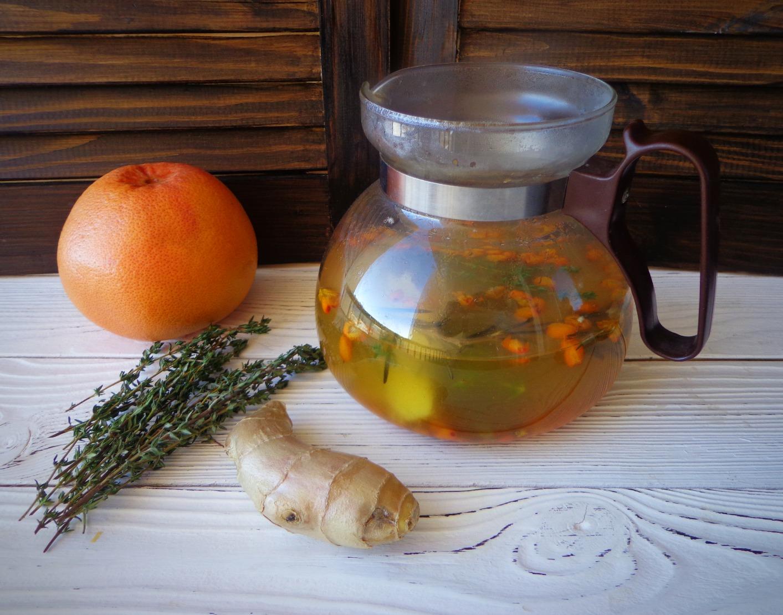 Зеленый чай и грейпфрут для похудения