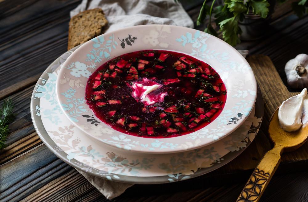 цветочный чай, детокс-чай, легкий десерт из грейпфрута
