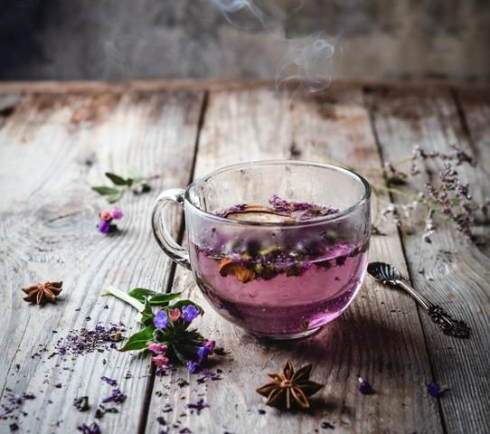 """""""Женский"""" травяной чай для повышения прогестерона с мальвой и донником    """"Female&quo"""