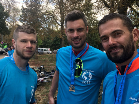 London to Paris bike ride challenge