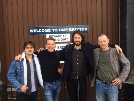 Brixton Prison – Musicians Behind Bars