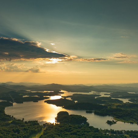 Chatuge Sunset