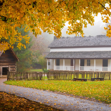 Smokies homestead