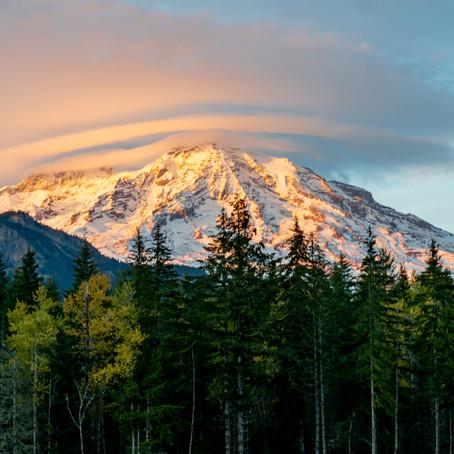 Mountain Light....