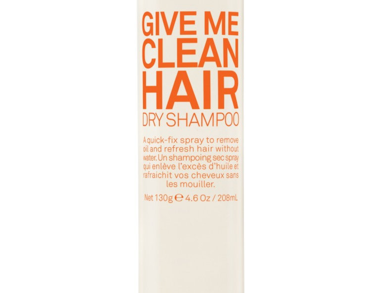 *GIVE ME CLEAN HAIR DRY SHAMPOO - 130g