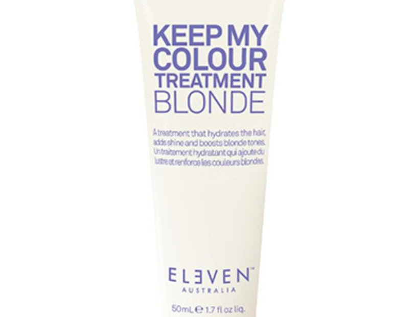 *KEEP MY COLOUR TREATMENT BLONDE - 50ml