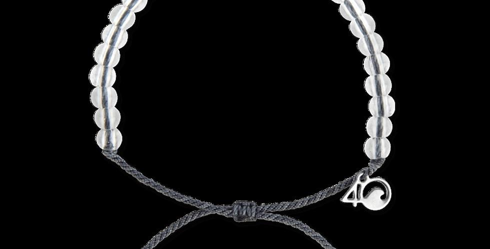 *4ocean Armband Sea Lion Grey