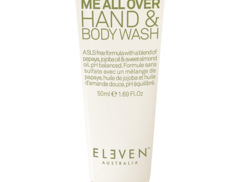 *WASH ME ALL OVER HAND & BODY WASH - 50ml