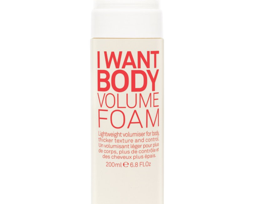 *I WANT BODY VOLUME FOAM- 200ml