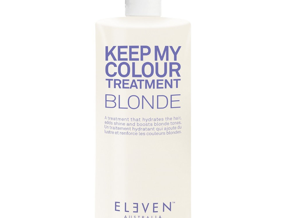 *KEEP MY COLOUR TREATMENT BLONDE - 960ml