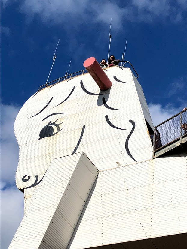 The World's Tallest Rocking Horse