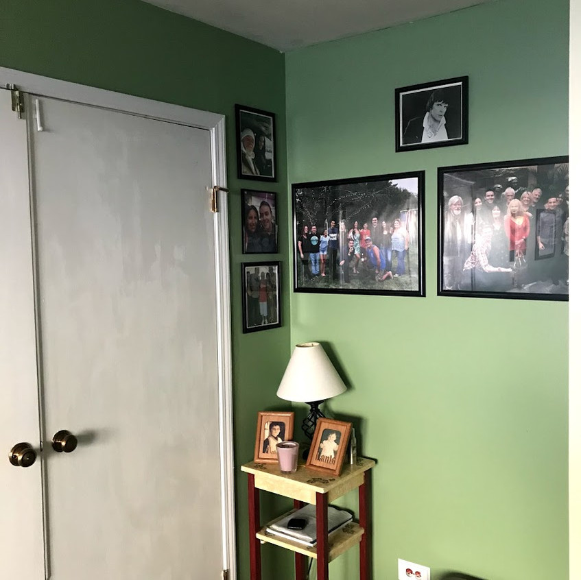 The wall of my favorite people