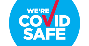 We're COVID Safe!!!