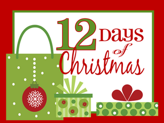 12 Days of Christmas Sale Underway