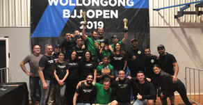Wollongong BJJ Open a huge success!