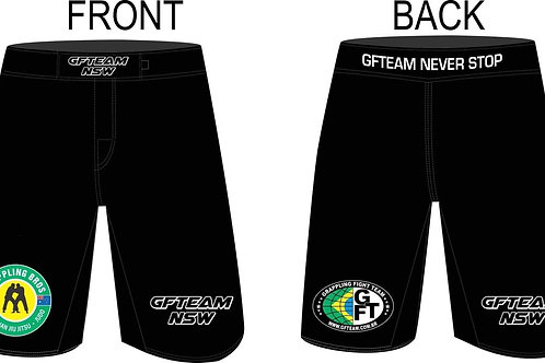 Grappling Bros & GFTeam - No-Gi Shorts - Adult
