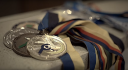 Diegos medals